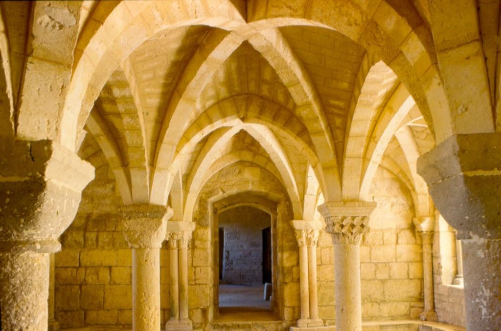 Fotos de la exposición en el Monasterio de Santa Cruz de la Zarza