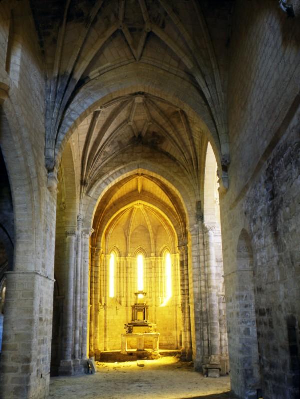 Exposición en el Monasterio de Santa Cruz de la Zarza     4 al 14 de septiembre